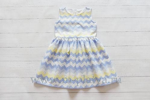 Платье для девочки ПД-289