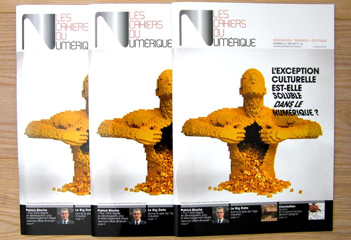 Les Cahiers du Numérique