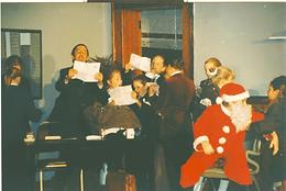 Mrs. Santa Saves Christmas