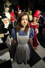 Alice Opens Friday Night  - Great Show with a Great Cast