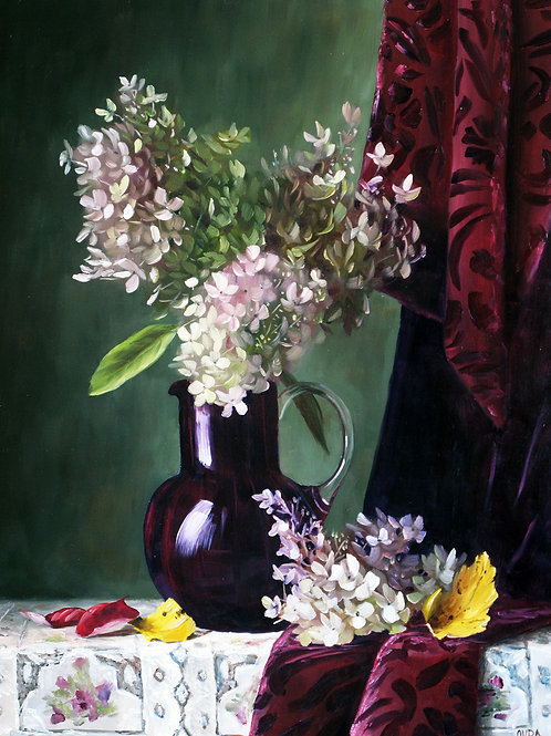 Albright - Painting