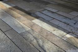antique granite, reclaimed stone