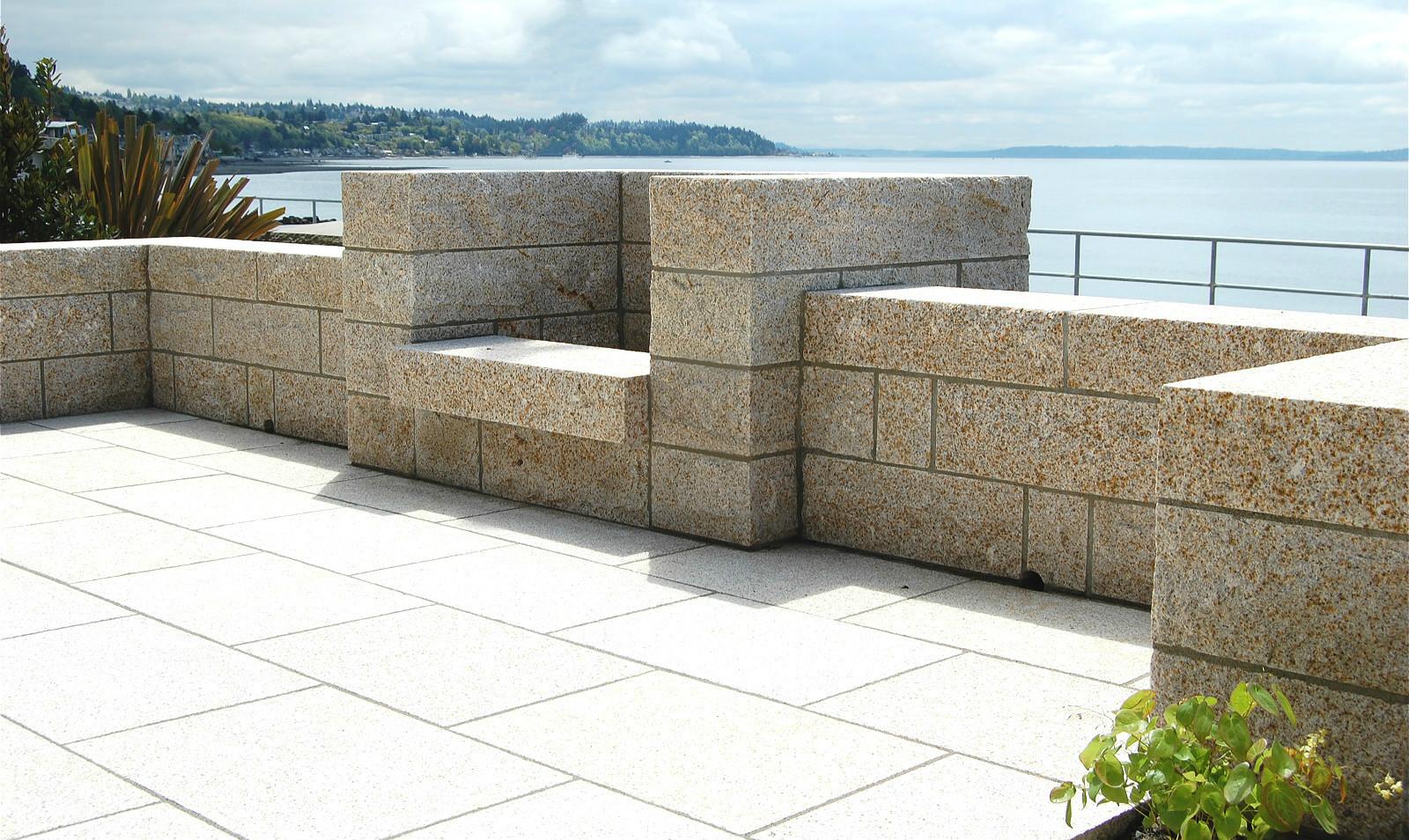custom stone, landscape stone