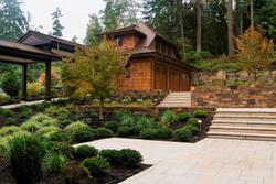 Yellow granite, custom stone,