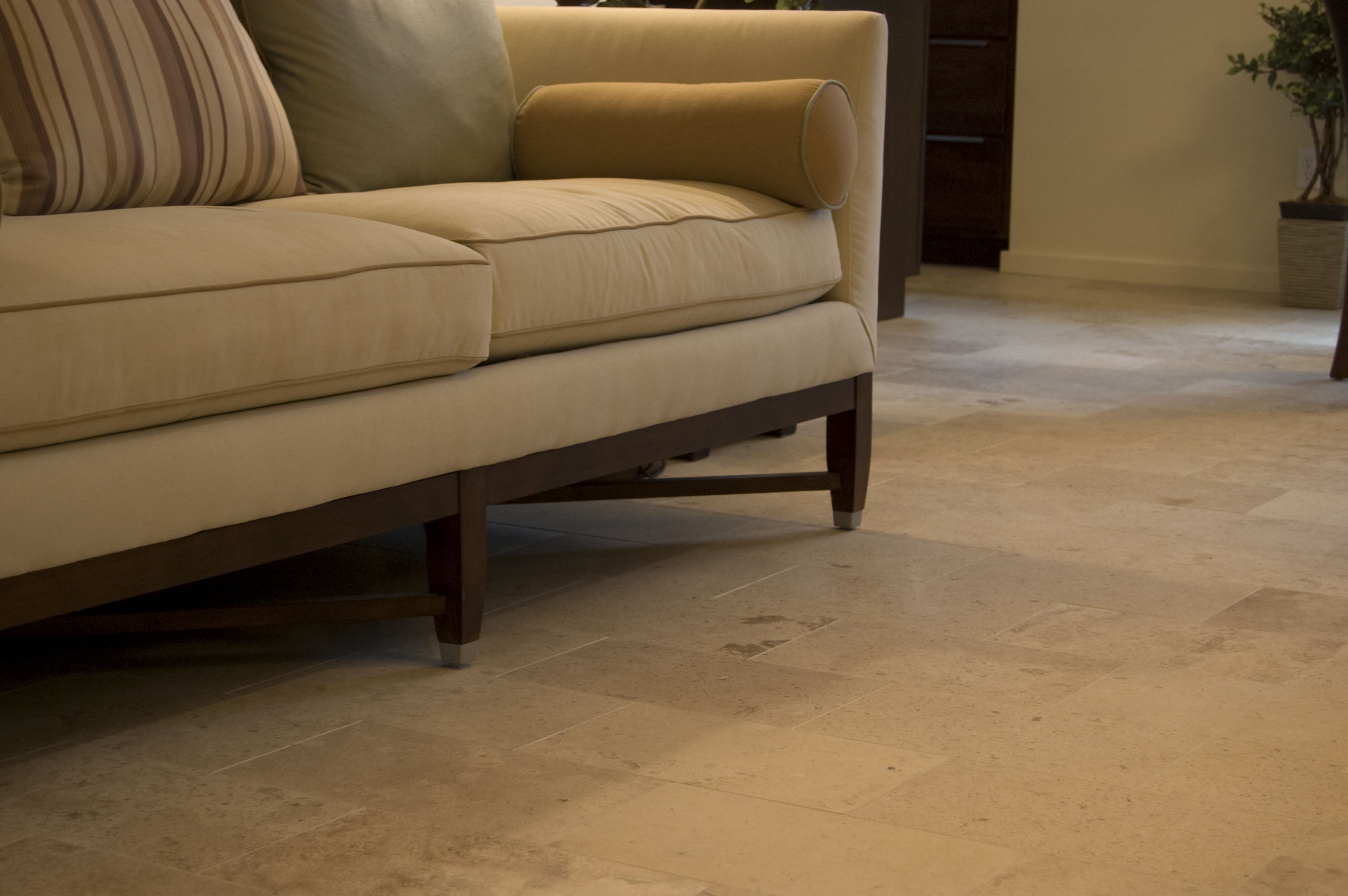 custom stone, interior stone