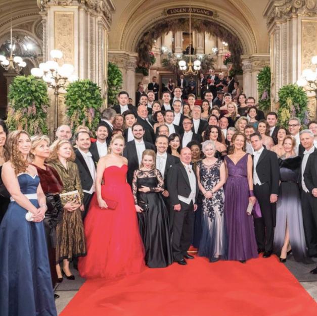 2017 Wiener Staatsoper Opera Ball