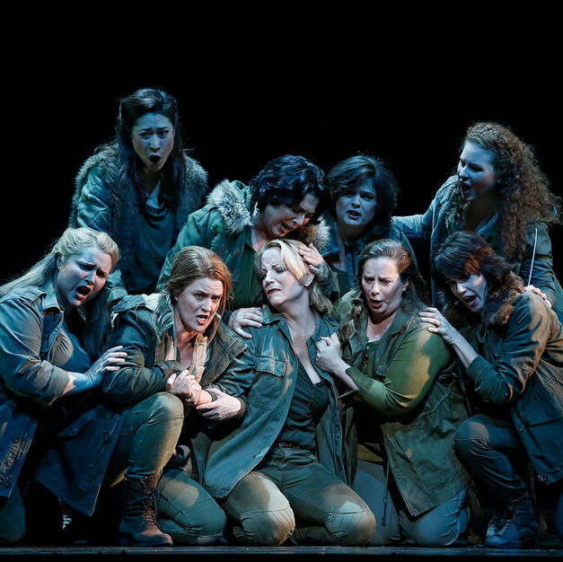 Opera Australia's Melbourne Ring Cycle 2