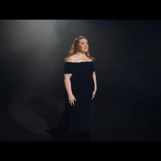 Anna-Louise in Opera Australia's video Opera is Back