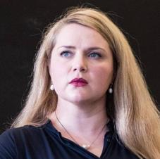 Anna-Louise rehearsing Brünnhilde for Opera Australia, March 2020