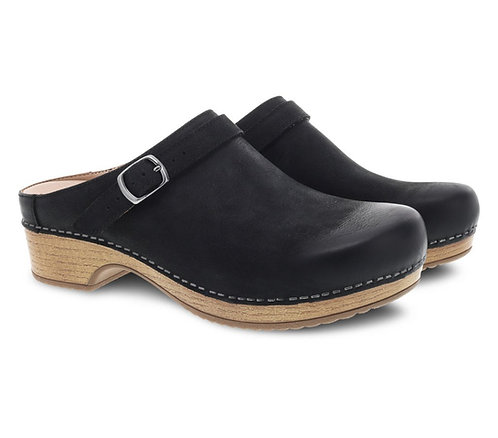 Dansko Berry Clog, Black