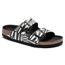 Arizona Dazzle Black and White