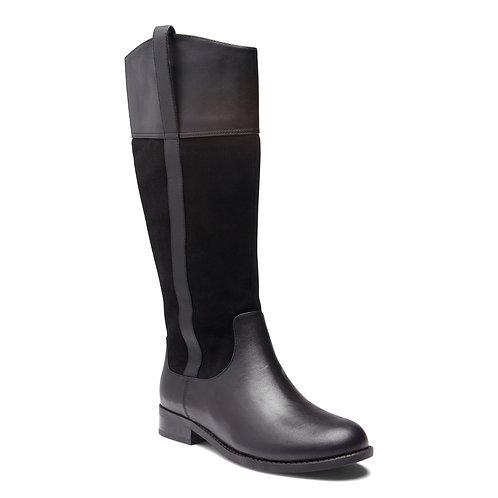 Vionic Downing Tall Boot, Black