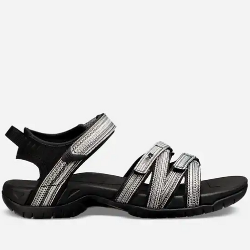 Teva Tirra Black White
