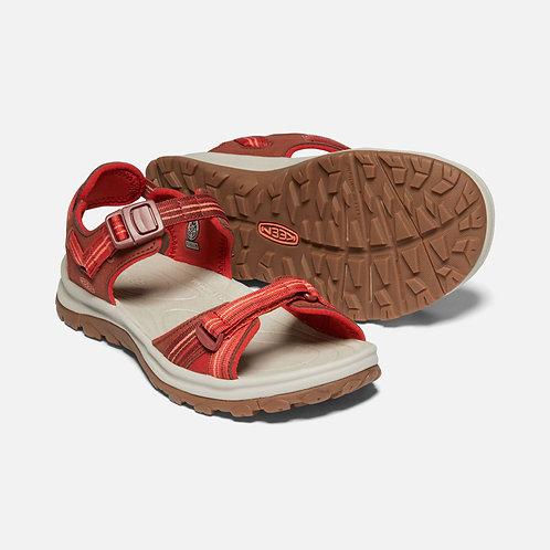 Keen Terradora Open Toe Sandal Coral