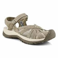 Keen Rose Brindle Sandal