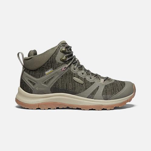 Keen Terradora II Mid Olive WP Hiker Boot