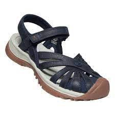 Keen Rose Navy Sandal