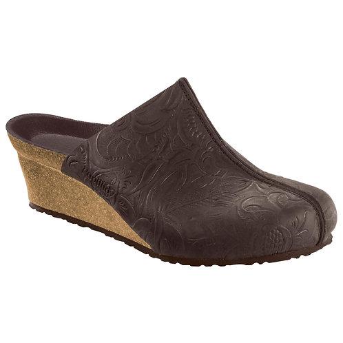 Papillio Dolores, Brown  Leather