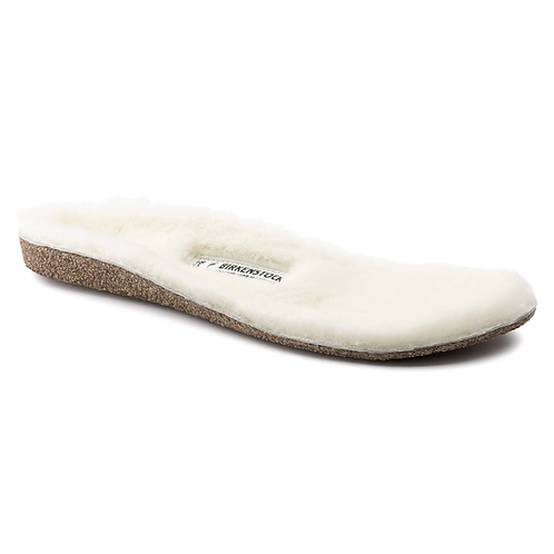 Shearling Replacement Footbed