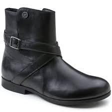 Birkenstock Collins Boot, Black