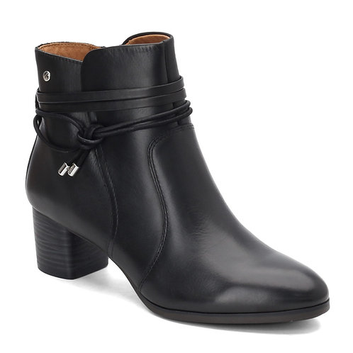 Pikolinos 8635 Black Dress Boot