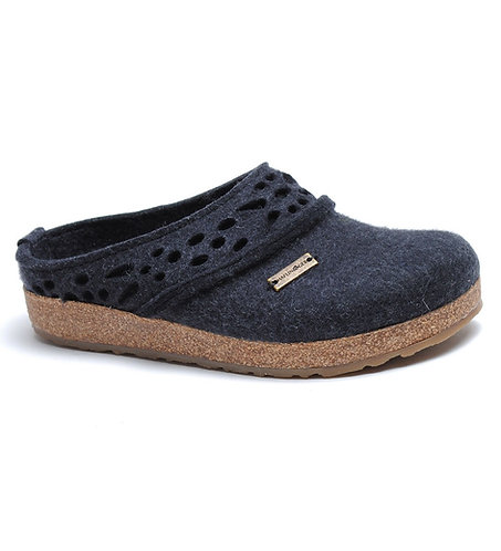 Haflinger Lacey Charcoal