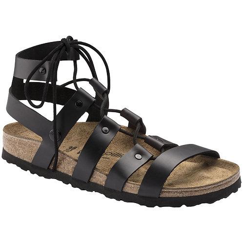 Papillio Cleo, Black Leather