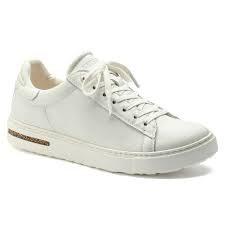 Birkenstock Bend White Leather