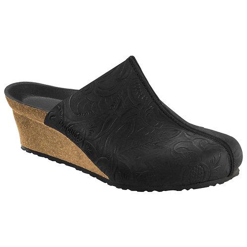 Papillio Dolores, Black  Leather