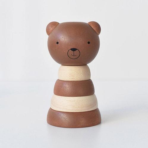 Bear Wood Stacker