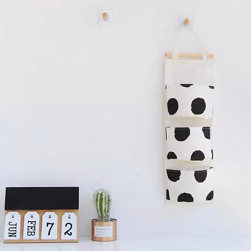Hanging Spot Print Storage