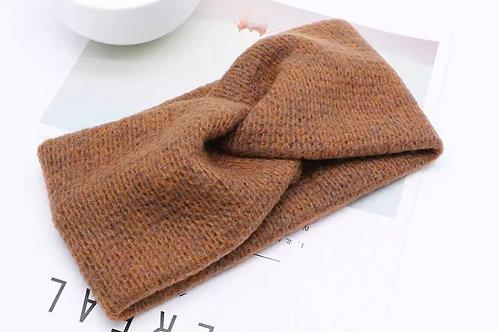 Chestnut Turban Headband