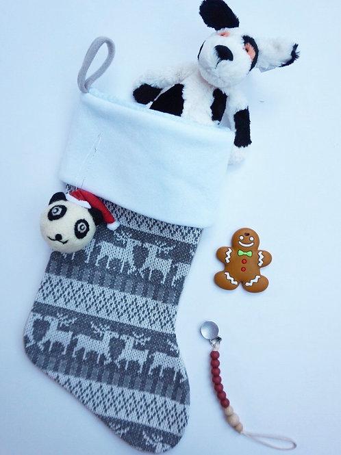 Charlie Dog Christmas Stocking