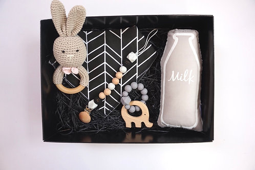Black X Grey Baby Box