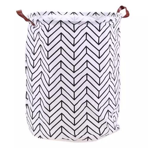 Geometric Storage Bag