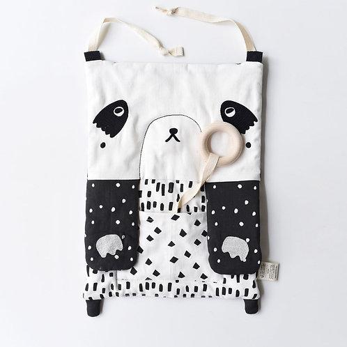 Peekaboo Panda Activity Pad