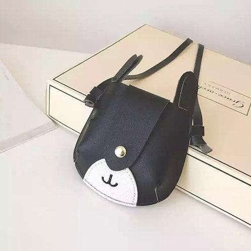 Bunny Handbag Black