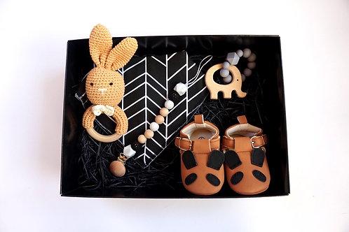 Black X Nude Baby Box