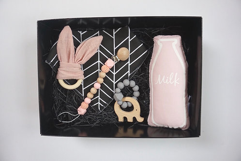 Blush Milk Baby Box