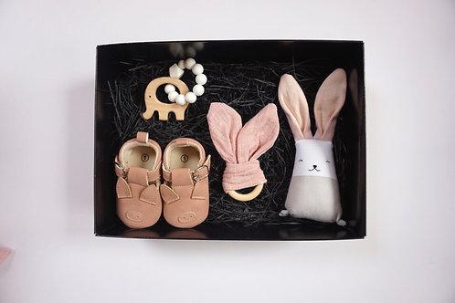Blush X White Baby Box