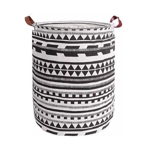 Tribal Storage Basket