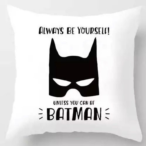 Superhero Cushion Cover