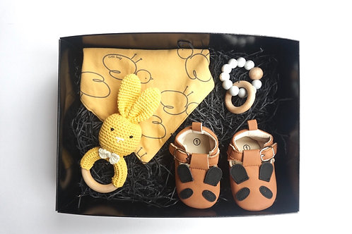Mustard Deluxe Baby Box