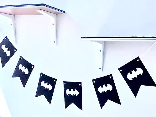 Bat Man Garland