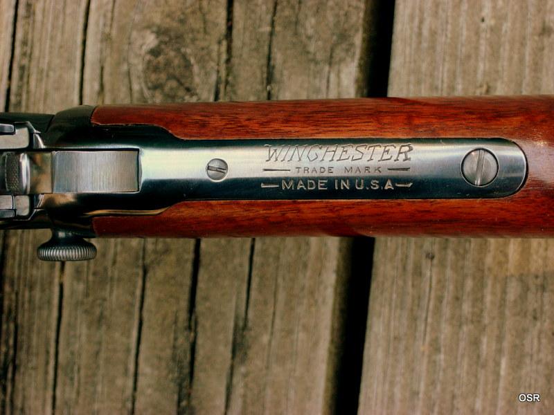 Winchester 1894 restoration  OSR Dyersburg tn