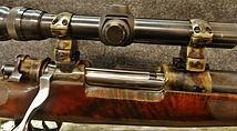 Mauser 98 color case hardening