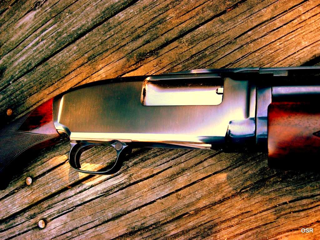 Winchester Model 12 1912 Restoration OSR Dyersburg TN