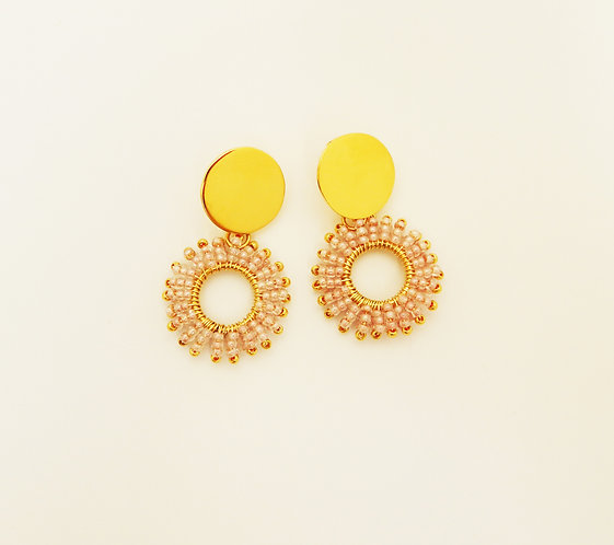 Aretes colorful mini