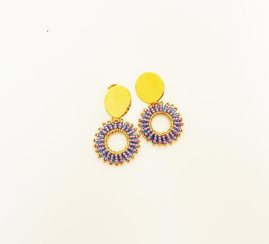 Aretes colorful mini