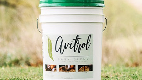 Avitrol Easy Blend 10 lbs in a 6 gallon pail